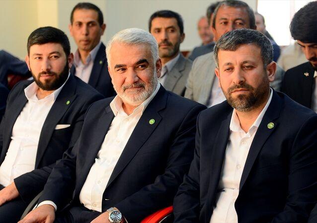 Hür Dava Partisi (HÜDA PAR) Genel Başkanı Zekeriya Yapıcıoğlu