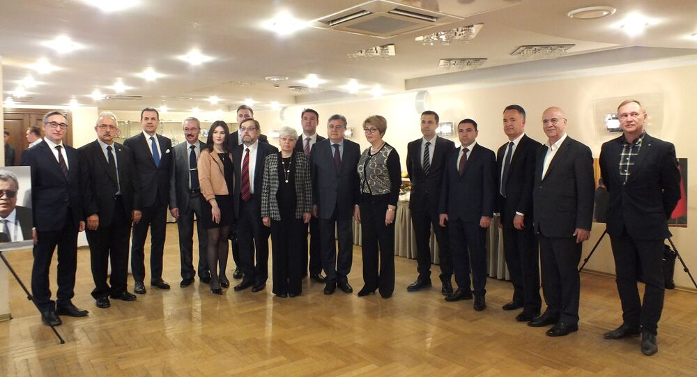 Rossotrudniçestvo ve Uluslararası Andrey Karlov Vakfı işbirliği memorandumunu imzaladı