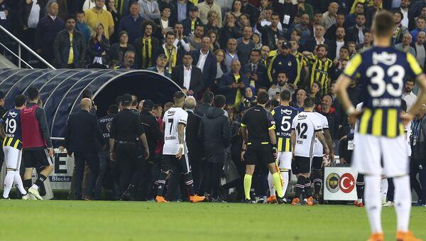 Fenerbahçe-Beşiktaş derbisi - Sputnik Türkiye