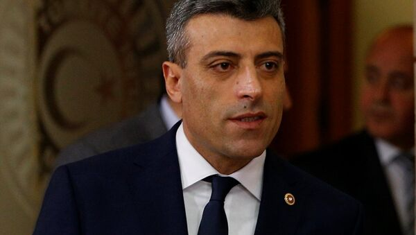 Öztürk Yılmaz - Sputnik Türkiye