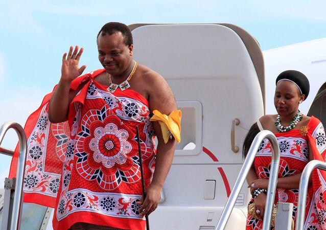 eSwatini Kralı III. Mswati