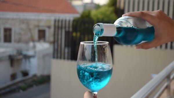 Mavi şarap - Sputnik Türkiye