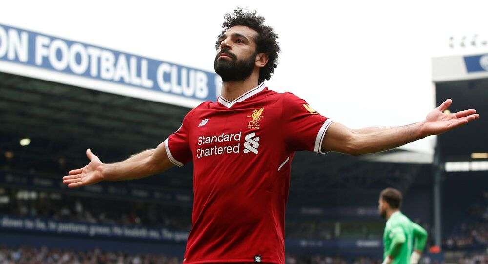 Liverpool-Muhammed Salah