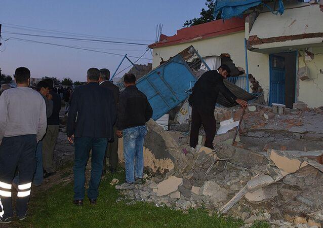 Adıyaman'daki depremden
