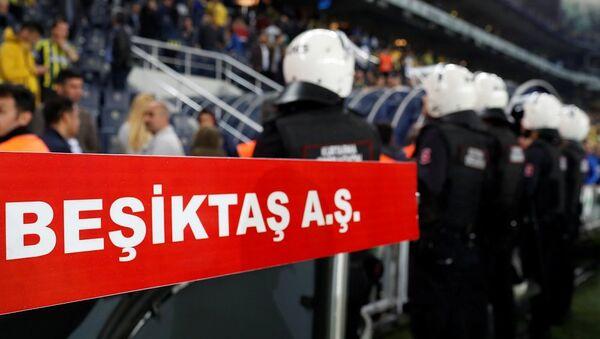 Beşiktaş - Fenerbahçe derbisi - Sputnik Türkiye