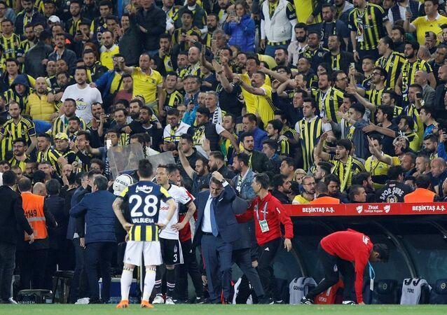 Fenerbahçe- Beşiktaş derbisi, Şenol Güneş