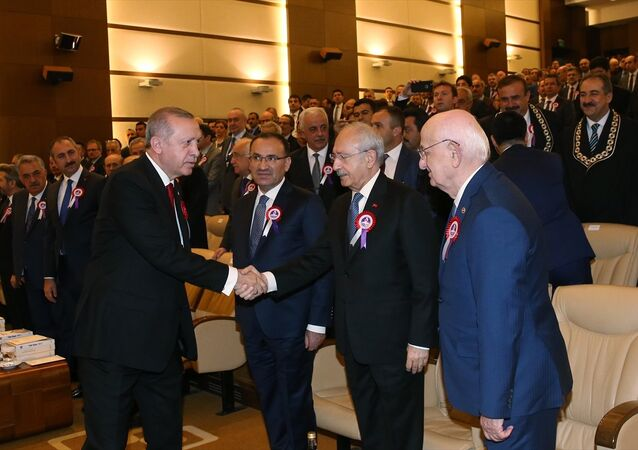 Erdoğan-Kılıçdaroğlu