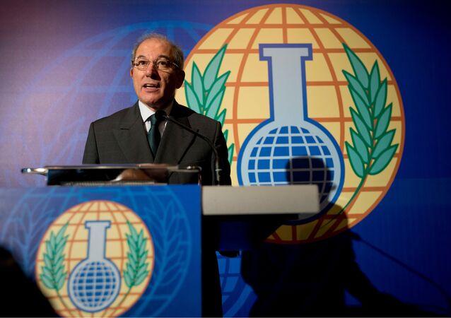 OPCW Başkanı Ahmet Üzümcü