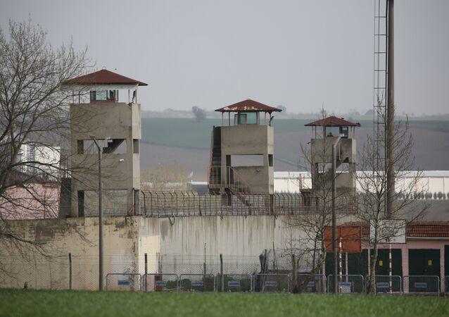 Edirne yüksek güvenlikli cezaevi