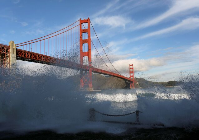 San Francisco, Golden Gate Köprüsü