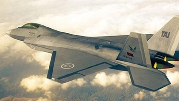 Türk Havacılık ve Uzay Sanayii AŞ - Sputnik Türkiye