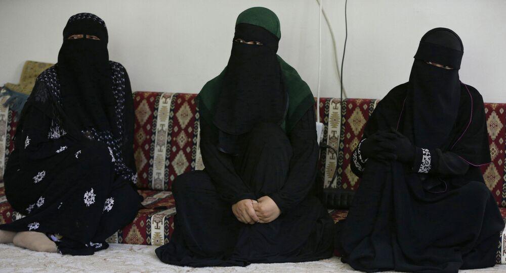 IŞİD'e katılmak için Çin'den kaçan Uygur kadınlar, Kayseri, Ağustos 2017