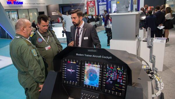 Eurasia Airshow Havacılık Fuarı - Sputnik Türkiye