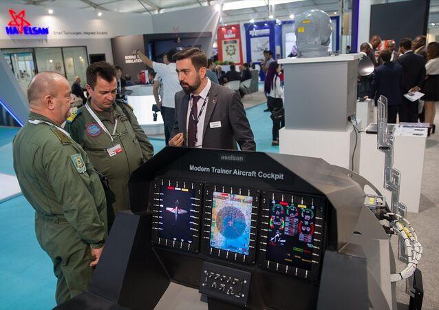 Eurasia Airshow Havacılık Fuarı