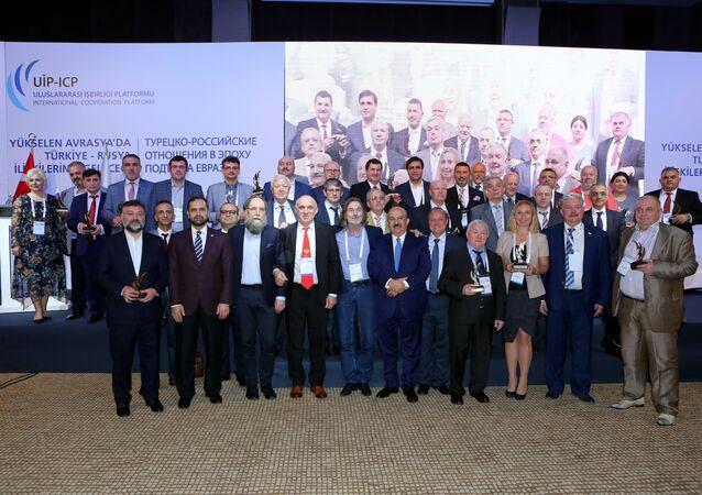 Antalya'da Türkiye-Rusya ilişkilerinin geleceği konferansı