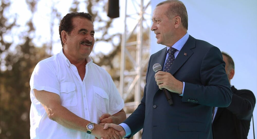 Recep Tayyip Erdoğan, İbrahim Tatlıses