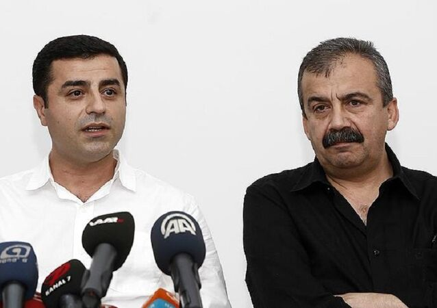 Selahattin Demirtaş - Sırrı Süreyya Önder