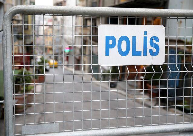 Taksim Meydanı, 1 Mayıs, Polis