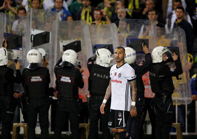 Ricardo Quaresma , Fenerbahçe-Beşiktaş, Şükrü Saraçoğlu, 19 Nisan 2018