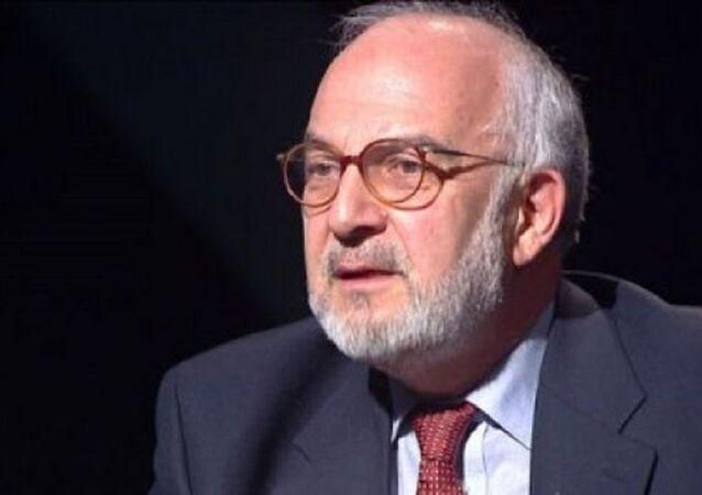 Eski Türkmen Meclisi Başkanı Semir Hafez