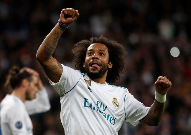 Real Madrid - Marcelo