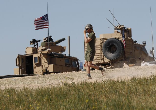 ABD askeri-Menbiç