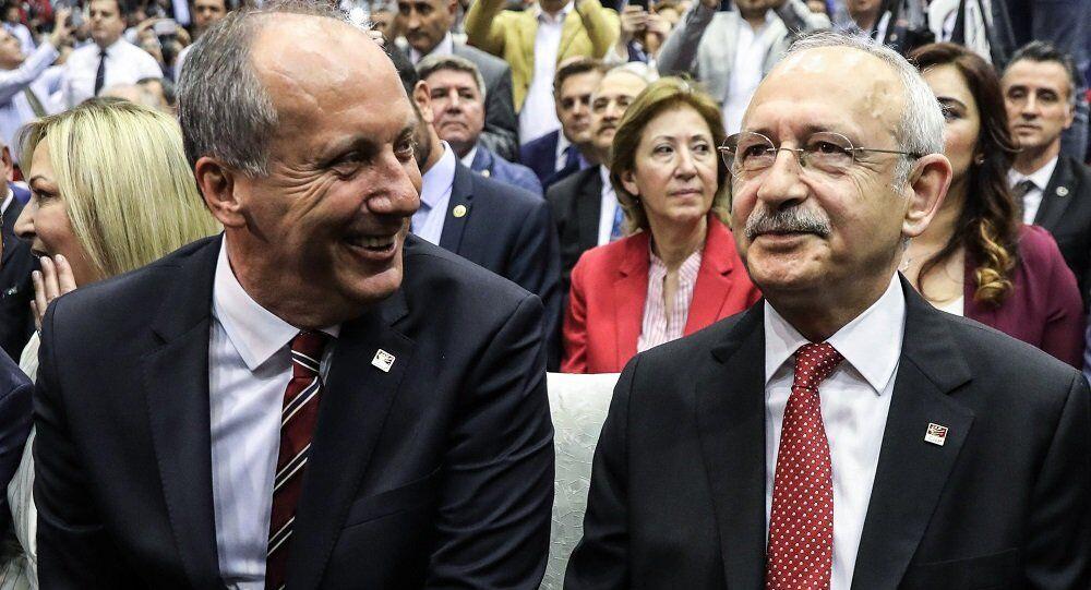 Kılıçdaroğlu'ndan İnce yorumu: Onu harcamak değil, tam tersine kazanmak için her türlü çabayı gösterdim - Sputnik Türkiye