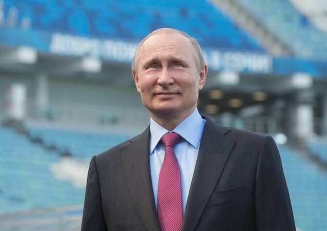 РабRusya Devlet Başkanı Vladimir Putin
