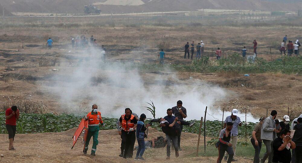 İsrail-Gazze-protesto