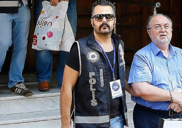 FETÖ'ye finansal destek sağlamak suçundan tutuklu Ahmet Küçükbay