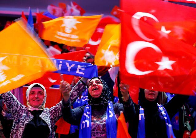 AK Parti seçmeni, seçim