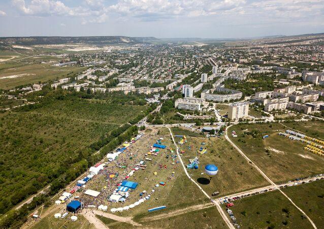 Kırım'da Hıdırellez şenlikleri