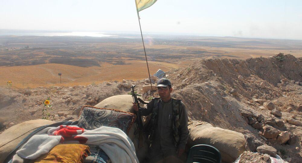 DSG Komutanı: Deyr ez Zor operasyonunda IŞİD'i Suriye Irak sınırında temizlemek üzereyiz