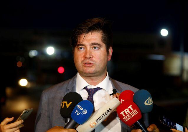 İsmail Cem Halavurt - Andrew Brunson'un avukatı
