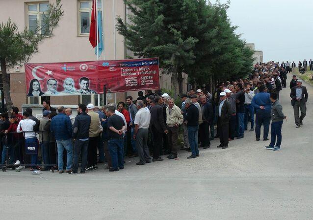 Kilis'te işsizlik sırası