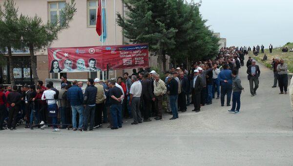 Kilis'te işsizlik sırası - Sputnik Türkiye