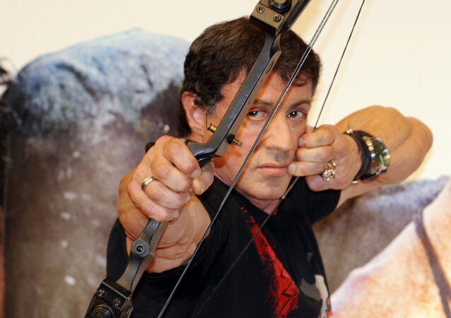 'Rambo 5' geliyor; 71 yaşındaki Sylvester Stallone, Rambo olarak bu sefer Meksikalı kartele karşı mücadele edecek