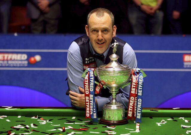 Dünya Snooker şampiyonu