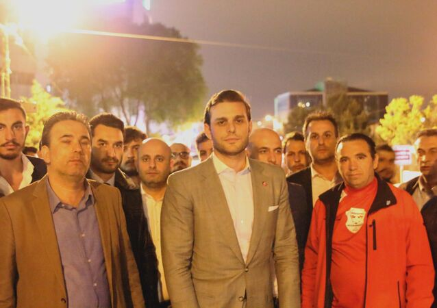 İYİ Parti Kurucu Üyesi Mehmet Aslan