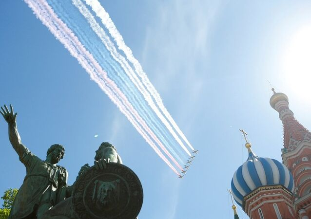 Rusya, Zafer Bayramı, askeri geçit töreni