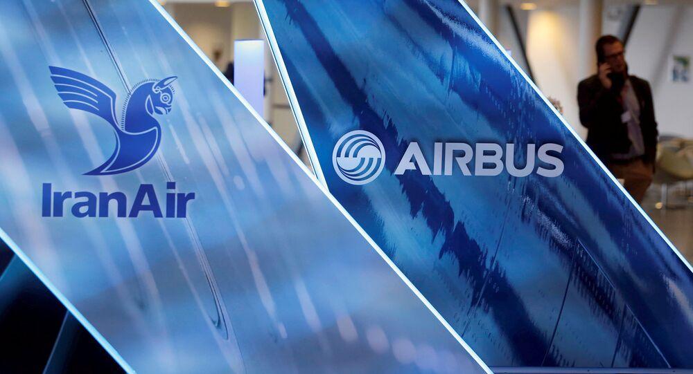 IranAir, yaptırımların kalkmasının ardından ilk Batı yapımı jetini (Airbus A321) 11 Ocak 2017'de Airbus'tan teslim almıştı.
