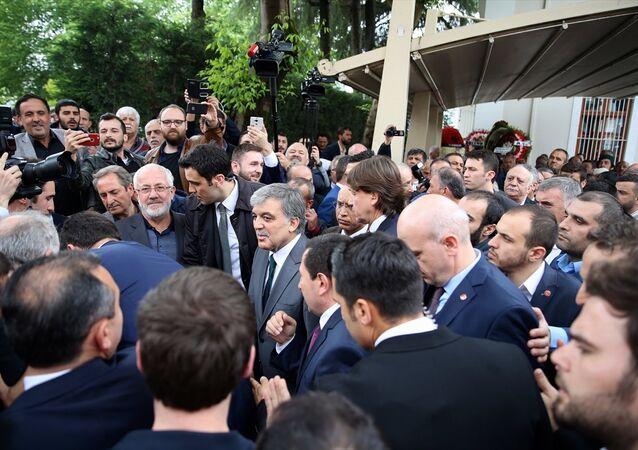 Abdullah Gül, cenaze