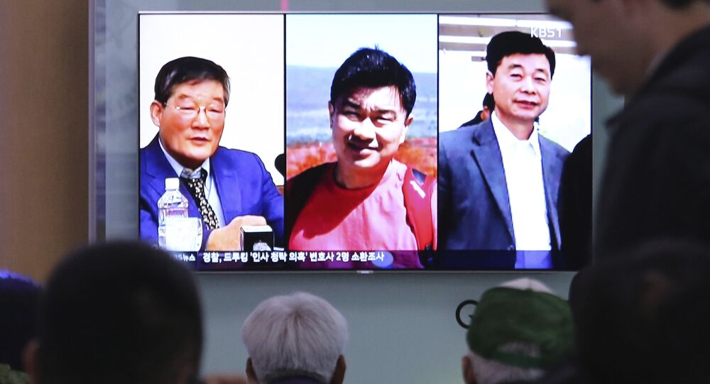 Kuzey Kore'nin serbest bıraktığı ABD'liler
