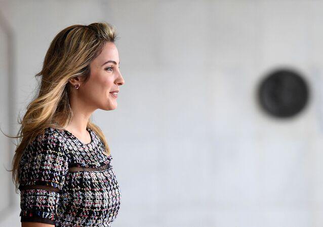 Brezilya Devlet Başkanı Michel Temer'in eşi Marcela Temer