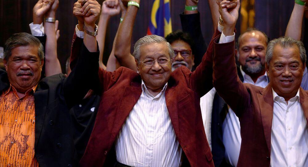 Mahathir Muhammed
