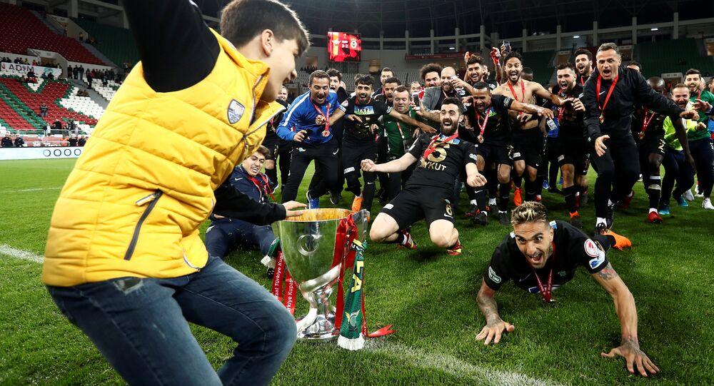 Akhisarspor-Türkiye Kupası