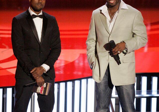 Kanye West-50 Cent