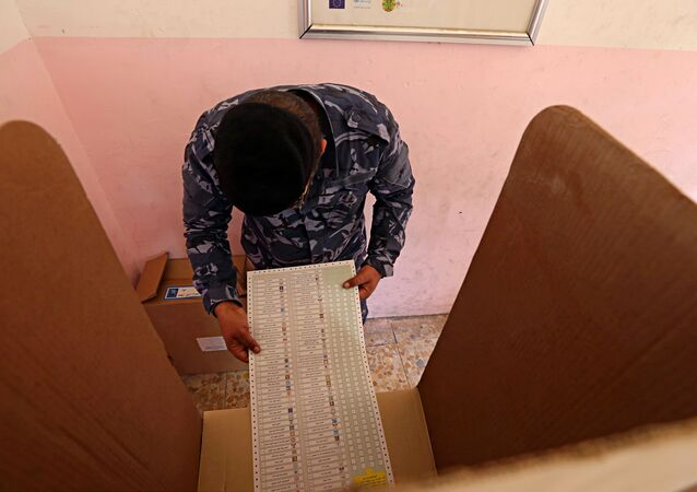 Irak'ta genel seçim