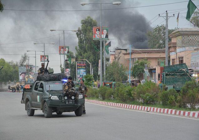 Afganistan'da saldırı