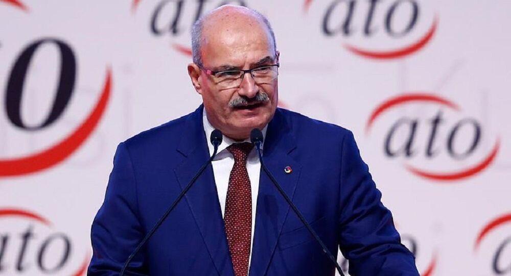 Ankara Ticaret Odası (ATO) Başkanı Gürsel Baran